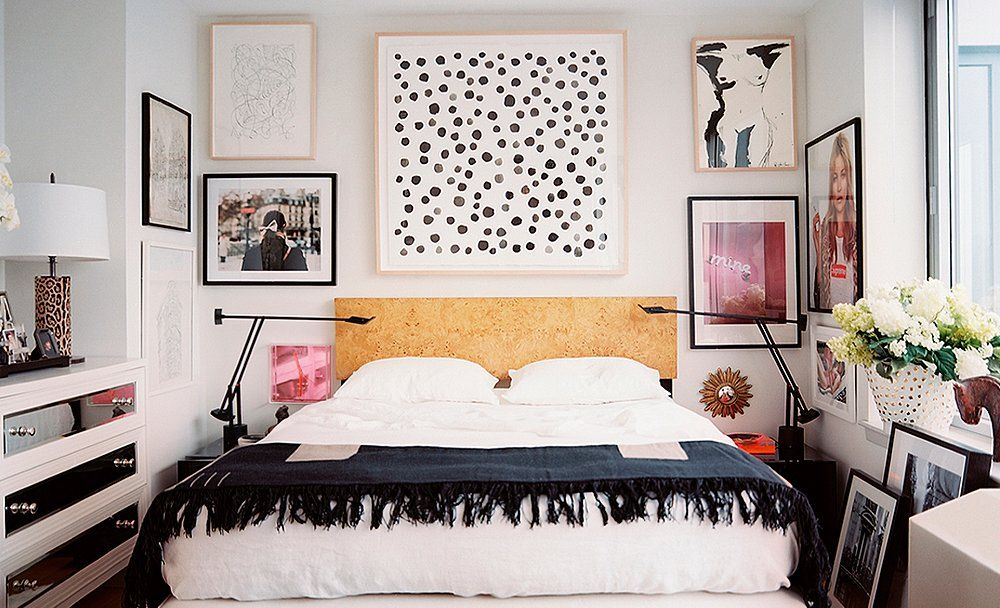 Bedroom Wall Art Ideas For Decorating Your Bed - Designer Rooms